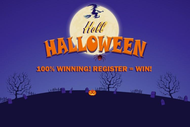 halloween lottery